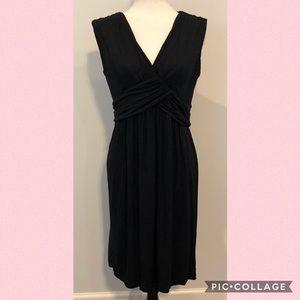Ann Taylor Loft Soft Little Black Dress